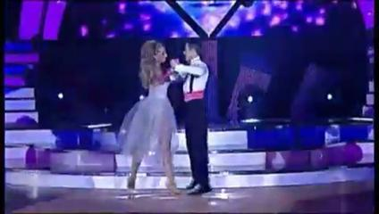 Adelina Tahiri & Vanco Angeleski - Dancing With Stars Macedonia 1