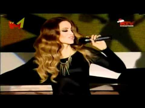 Dafina Zeqiri - Amazing girl - Show 2012 KTV