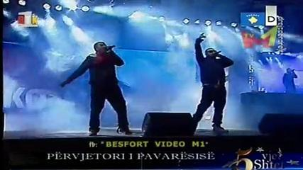 Mc Kresha & Lyrical Son - Koncerti 5 vjet Pavaresi 2013 (Remix Komplet)